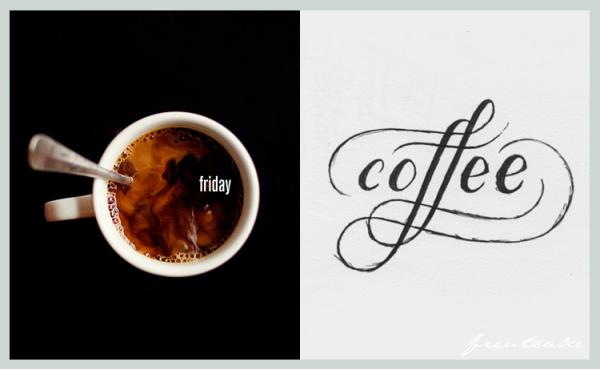 Friday's Coffee - Freutcake #coffeeFriday