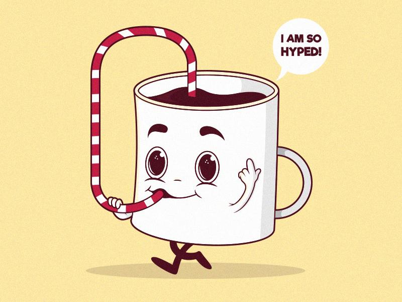 Monday Coffee by Pedro Fernandes | Dribbble | Dribbble #mondayCoffee