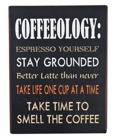 74 Best Coffee Bar Signs images in 2018 | I love coffee, Coffee ... #coffeeShop