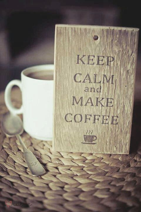 Top 20 Coffee Related Pins / Memes / Quotes | ...but first coffee ... #coffeeShop
