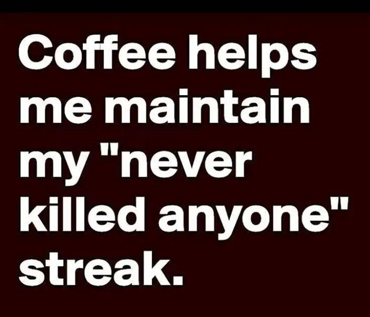 Funny coffee quotes – Thug Life Meme #iLoveCoffee