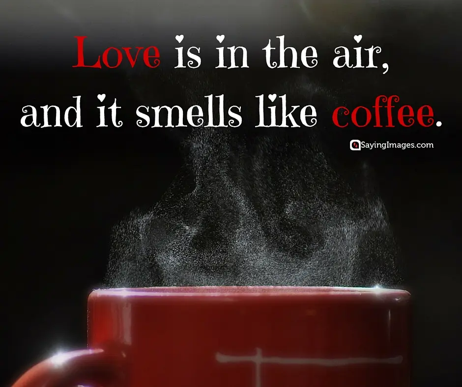 40 Funny Coffee Quotes and Sayings to Wake You Up | SayingImages.com #iLoveCoffee