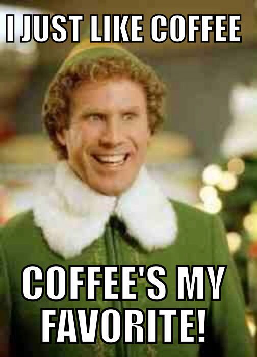 Pin by Stephanie Karl-Fink on I love coffee! | Christmas humor ... #iLoveCoffee