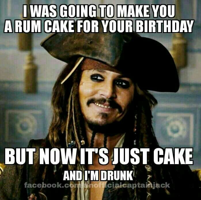 20 Hilarious Birthday Memes For People With A Good Sense Of Humor ... #birthdayCoffee