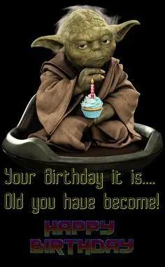 Happy Birthday Star Wars Meme birthday quotes on pinterest happy ... #birthdayCoffee