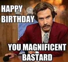 40 Best Funny and Sarcastic Happy Birthday Memes images in 2018 ... #birthdayCoffee