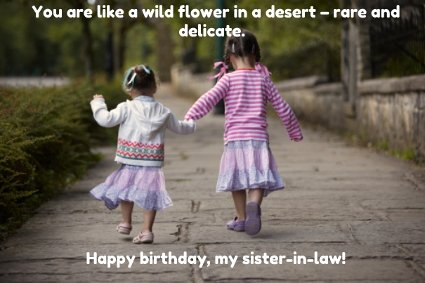 Top 30 Birthday Quotes for Sister in Law with Images #birthdayCoffee