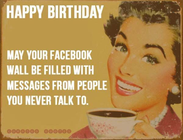 Birthday Facebook messages meme | {HAPPY BIRTHDAY} Memes & Cards ... #birthdayCoffee