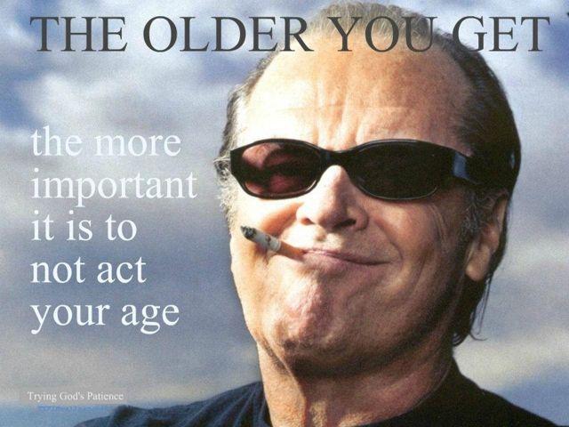 Jack Nicholson Memes: 20 Best Memes of Retiring Actor Legend ... #birthdayCoffee