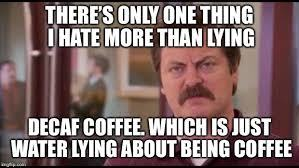 decaf coffee funny | The Phil Factor #decafCoffee