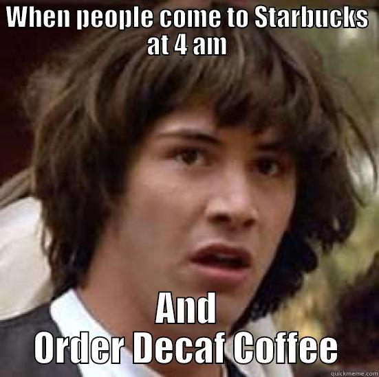 Immune to Tired - quickmeme #decafCoffee
