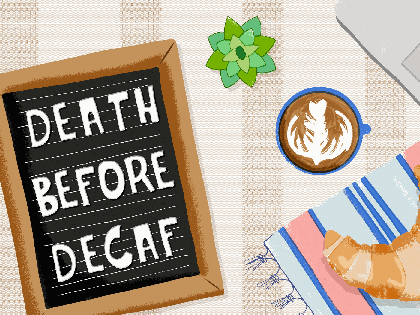 Decaf coffee: why the stuff without caffeine has a bad reputation ... #tooMuchCoffee