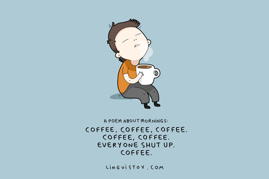 8 Cute Quotes About Coffee To Start Your Day Right   Bored Panda #notEnoughCoffee