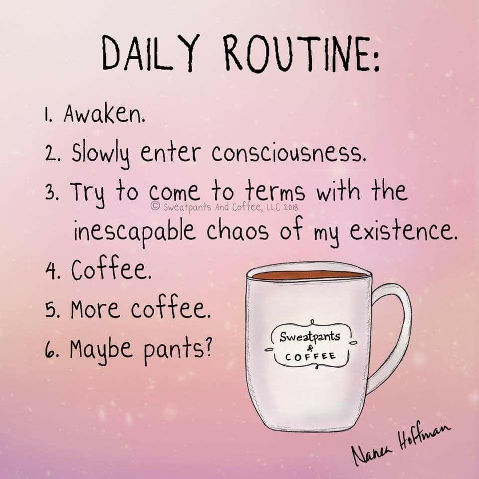 Coffee more coffee maybe pants | COFFEE!!!! | Coffee meme, Coffee ... #funnyCoffeeShop