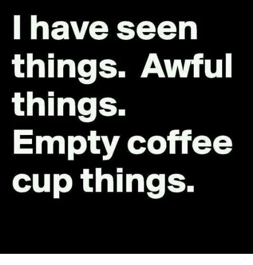 Funny coffee quotes – Thug Life Meme #funnyCoffee