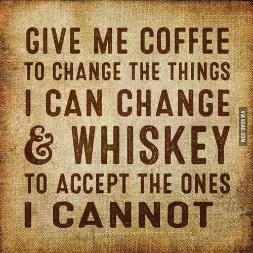 coffee and quote image | Sayings | Whiskey quotes, Quotes ... #irishCoffee