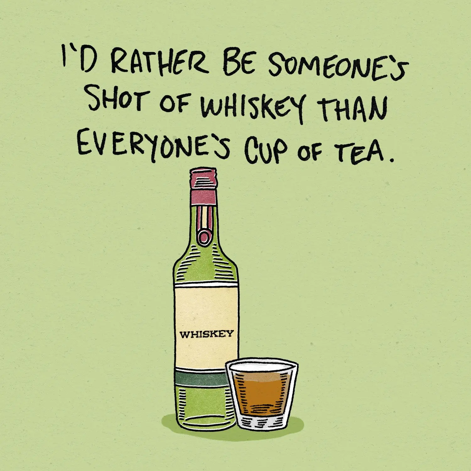 Best whiskey cocktails, whiskey brands and more | Booze Puns ... #irishCoffee