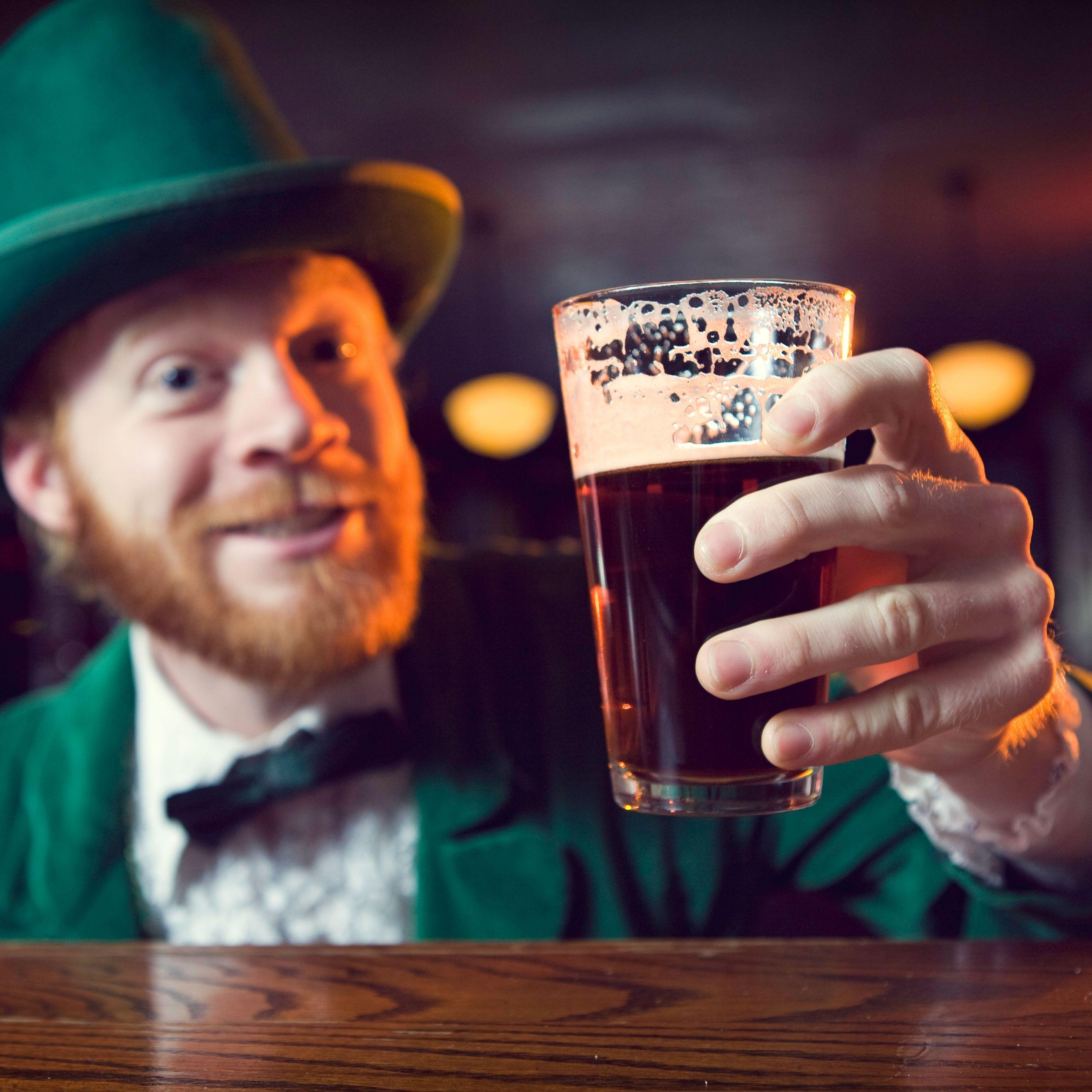 20 Irish Drinking Toasts for St. Patrick's Day #irishCoffee