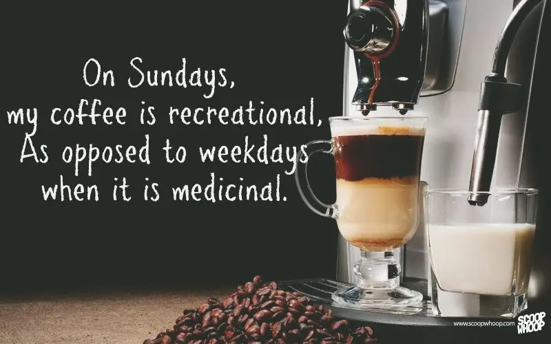 33 Quotes About Coffee Which Will Make You Want Another Cup Right Away #irishCoffee