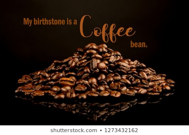 Coffee Love Quotes Stock Photos, Images & Photography | Shutterstock #coffeeBean