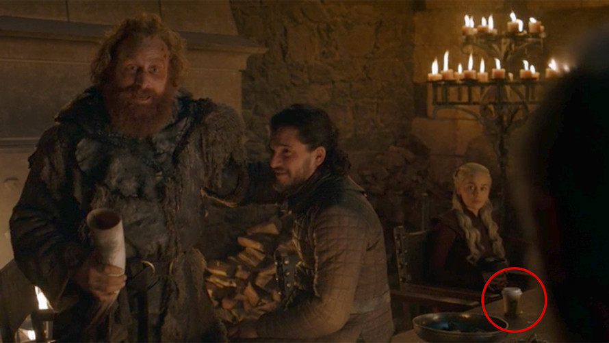 That 'Game of Thrones' coffee cup is worth at least $250,000 to ... #coffeeBuzz