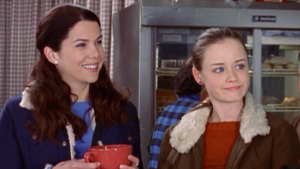 17 'Gilmore Girls' Coffee Quotes & GIFs That Every Addict Will ... #coffeeBuzz