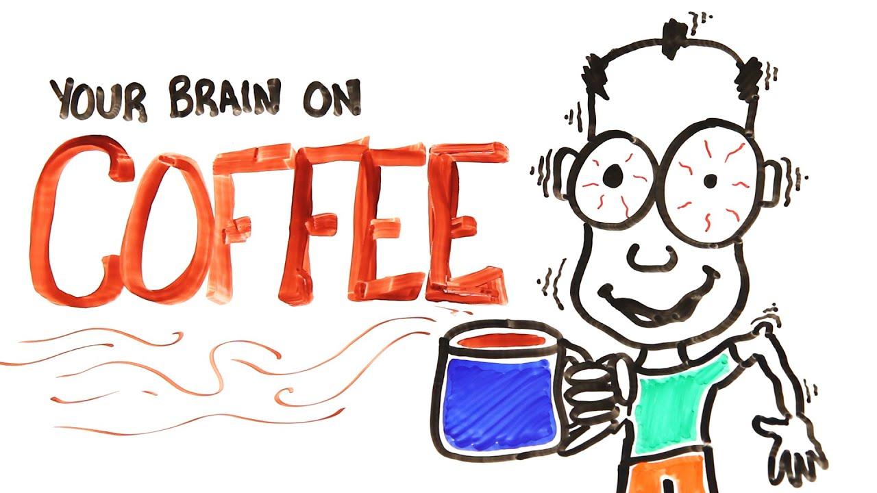Your Brain On Coffee - YouTube #coffeeBuzz