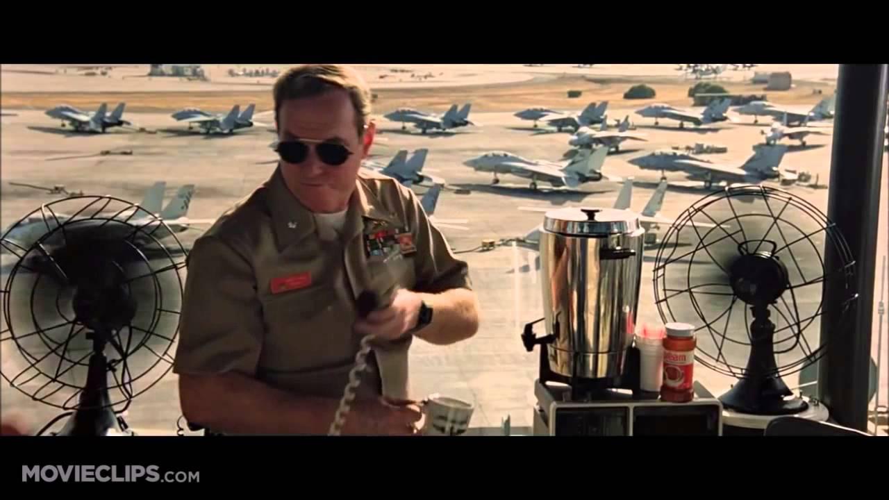 "Buzz the Tower"" Sceen from 'Top Gun' (1986) - YouTube #coffeeBuzz"
