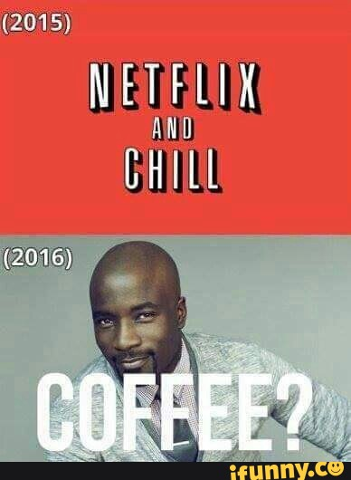 What's with Luke Cage and coffee? - Science Fiction & Fantasy ... #coffeeBuzz