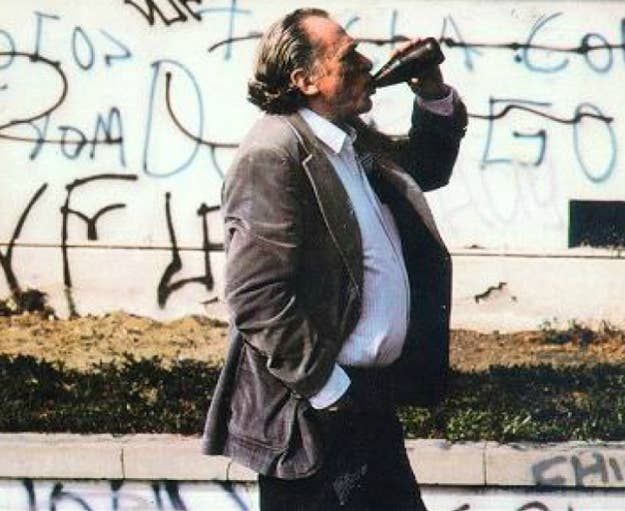 The 10 Best Charles Bukowski Quotes About Drinking #coffeeBuzz