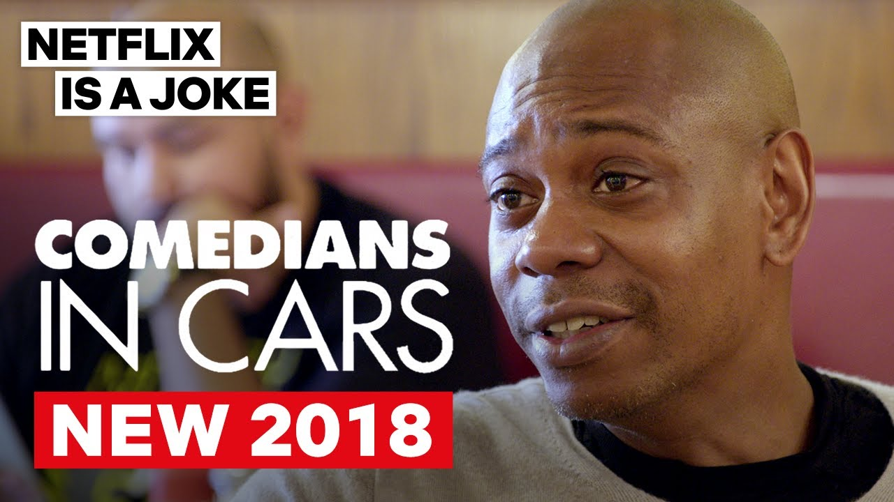 Comedians in Cars Getting Coffee: New 2018 | Official Trailer [HD ... #coffeeBuzz