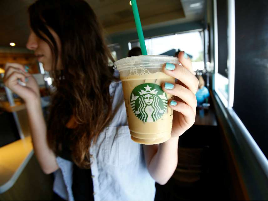 Starbucks Bans Plastic Straws, Winds Up Using More Plastic ... #coffeeBuzz