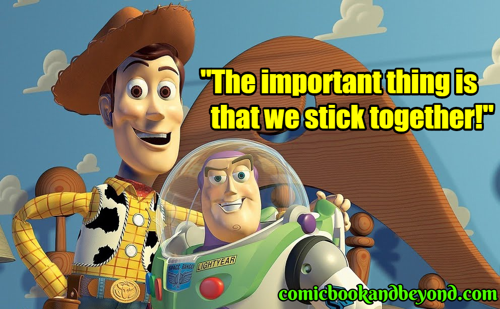 100+ Toy Story Quotes That Speak About Friendship And Beyond ... #coffeeBuzz