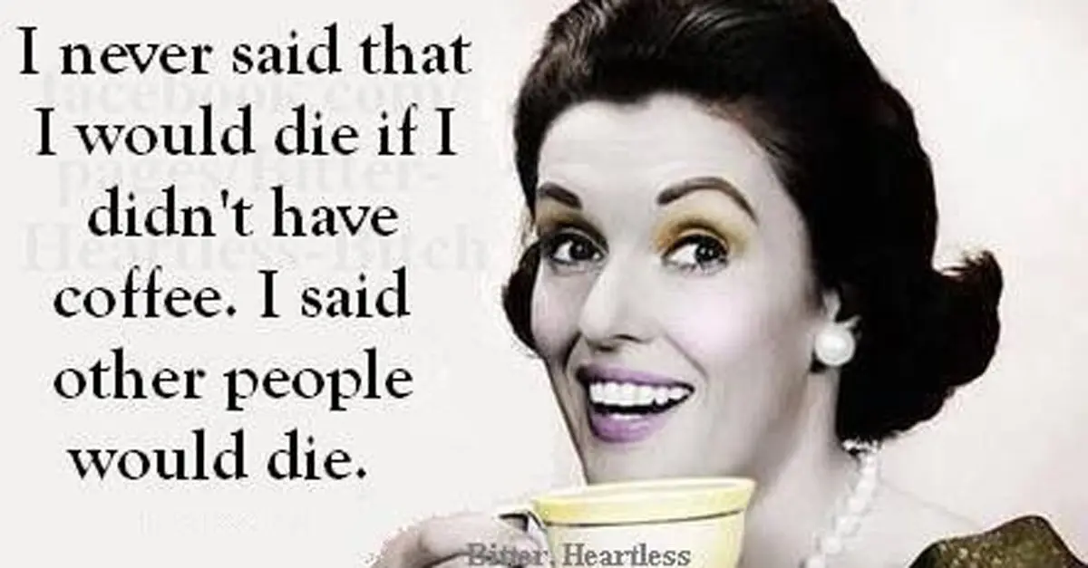 These 30 Hilarious Coffee Memes Are the Best Way To Start Your Day ... #coffeeBuzz