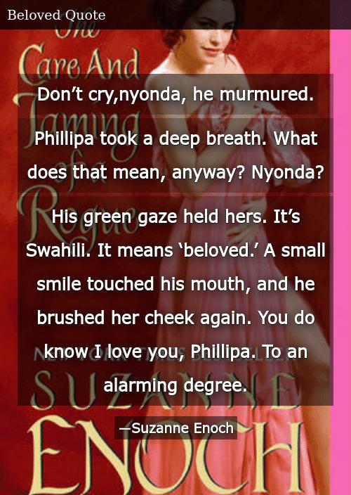 Don't Crynyonda He Murmured Phillipa Took a Deep Breath What Does ... #coffeeBreath