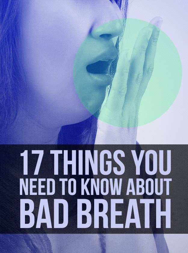 17 Things You Never Knew About Bad Breath #coffeeBreath