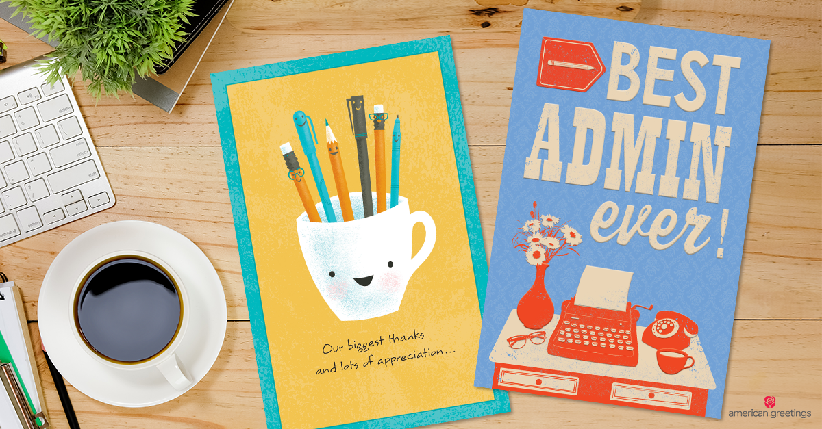 Administrative Professionals Day Messages - American Greetings #coffeeBreath
