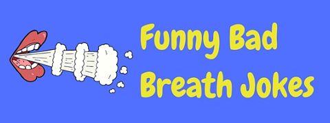 Bad Breath Jokes And Puns | LaffGaff, Home Of Funny Jokes #coffeeBreath