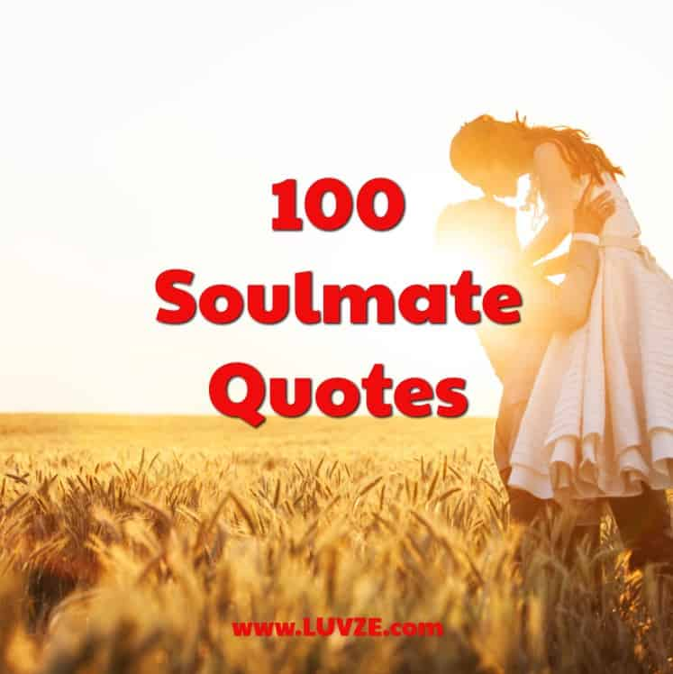100 Soulmate Quotes, Sayings and Messages #coffeeBreath