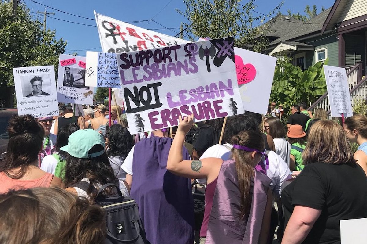 It's Time for Progressives to Protect Women Instead of Pronouns ... #coffeeBreath