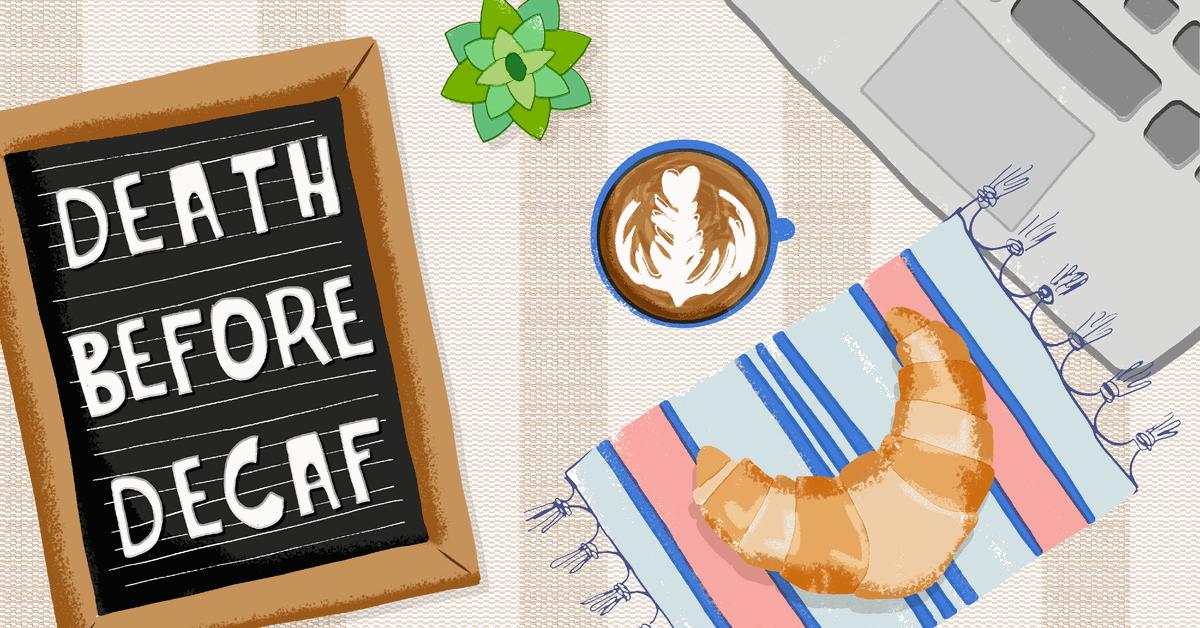 Decaf coffee: why the stuff without caffeine has a bad reputation ... #coffeeBreath