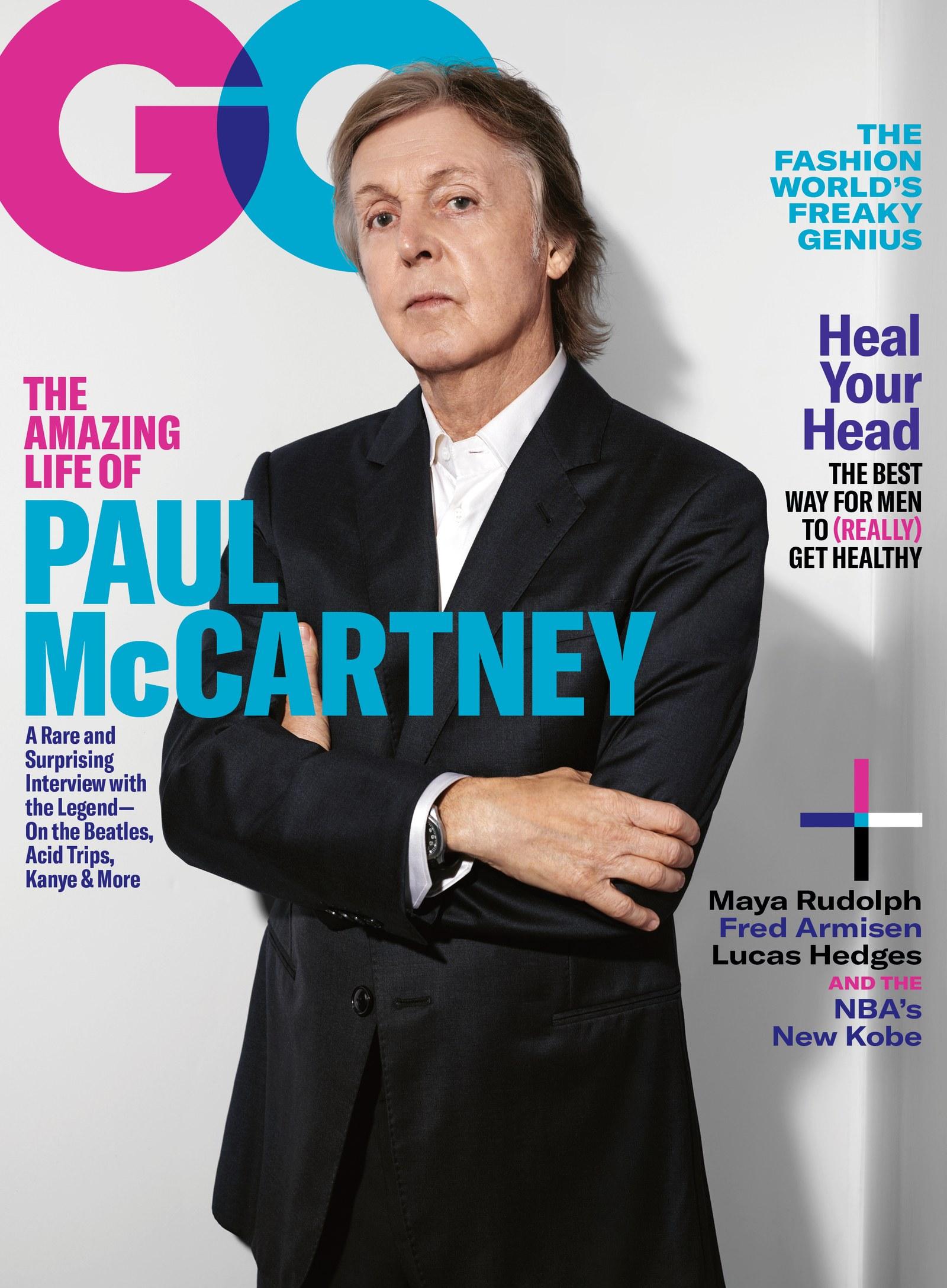 The Untold Stories of Paul McCartney | GQ #coffeeBreath