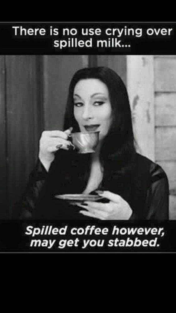 Top 25 Funny Coffee Quotes – Page 4 – Quotes Reviews #sarcasticCoffee