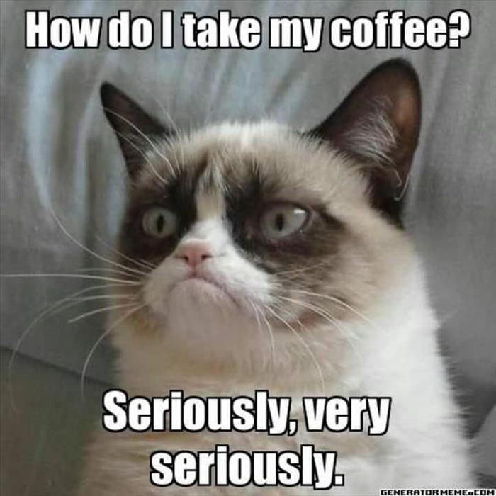 100 Funny Coffee Addict memes that are hilarious! #sarcasticCoffee