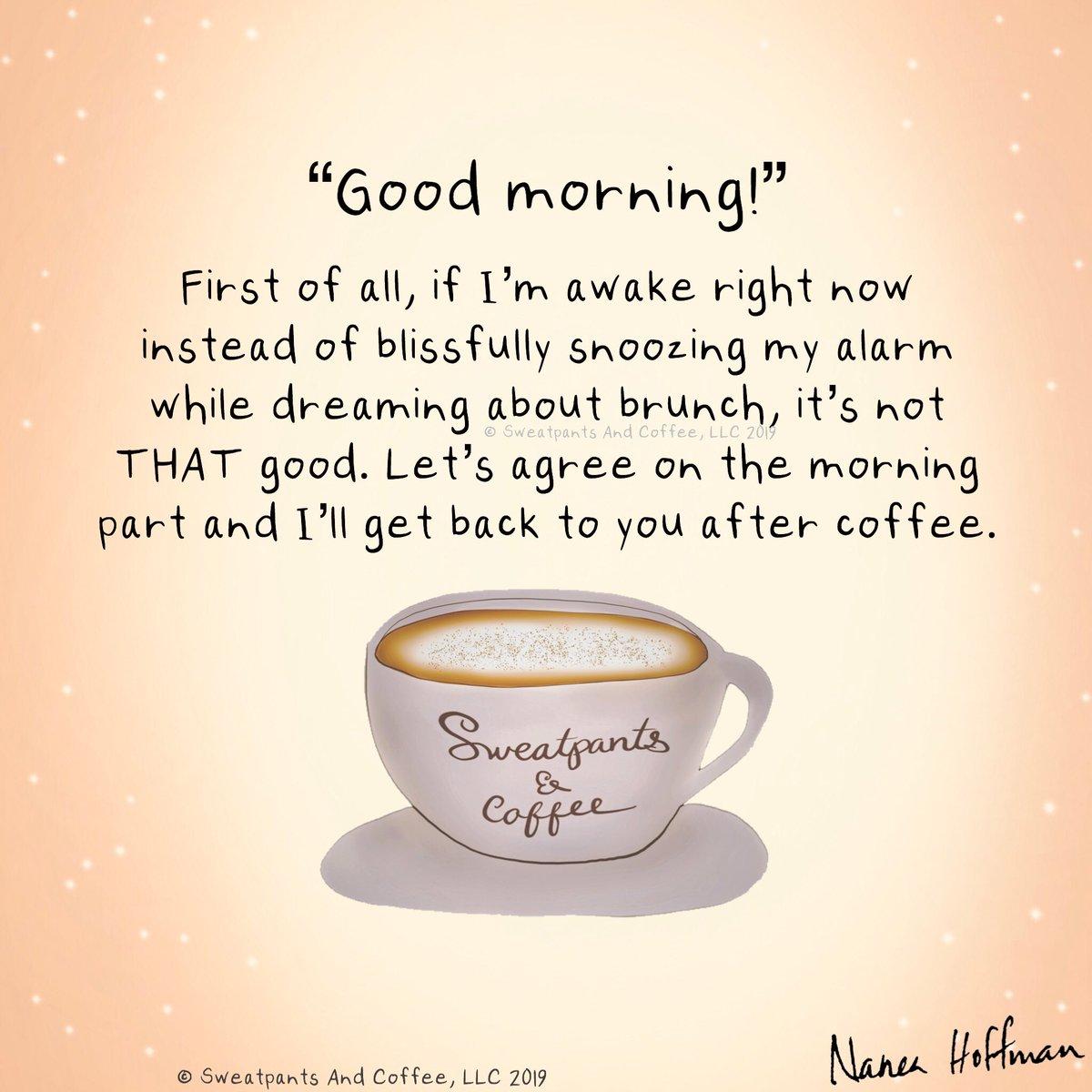 "Sweatpants & Coffee on Twitter: ""Morning. #coffee #coffeetime ... #coffeeNow"