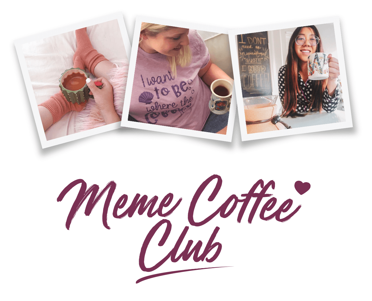 Meme Coffee Club #coffeeNow