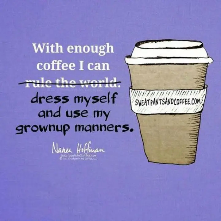 """23 Funny Adult Quotes You'll Relate to If You Think """"Adulting"""" Isn ... #coffeeNow"""