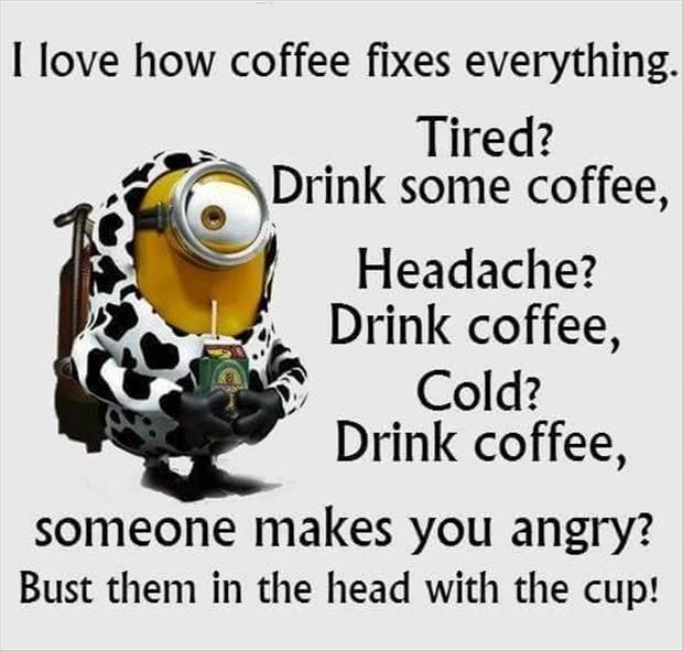 Favorite memes...   Your Money and More #angryCoffee