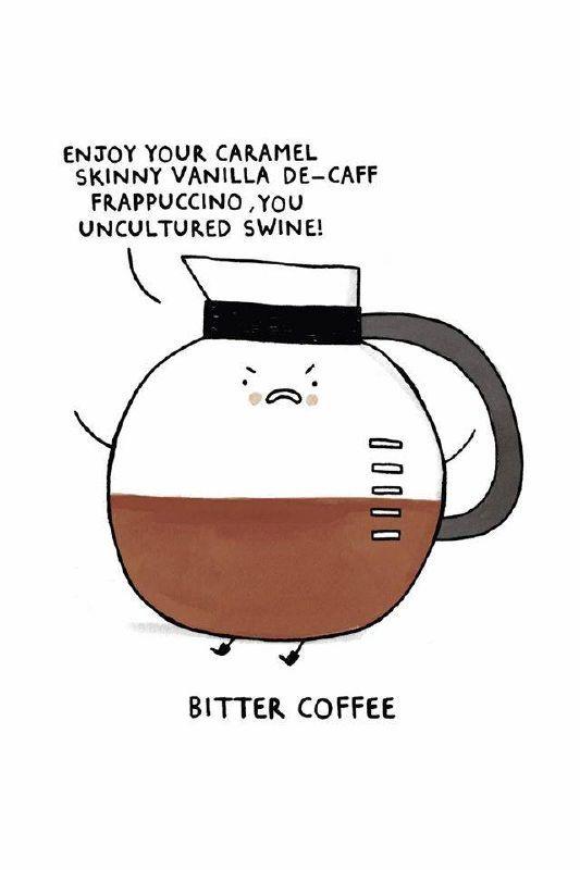 Coffee Puns – Punpedia #angryCoffee
