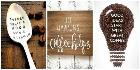 10 Coffee Quotes We All Know To Be True - Funny Quotes About Coffee #notEnoughCoffee
